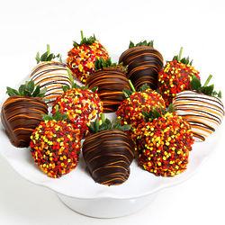 Fall Gourmet Berries Gift Box