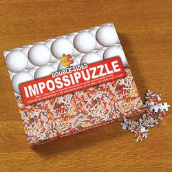 Balls and Tees Impossipuzzle Jigsaw Puzzle