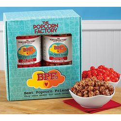 Best Popcorn Friends Chocolate and Cherry Popcorn Pair