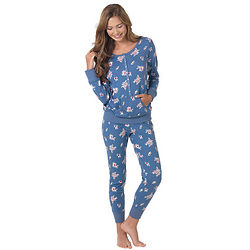 Cozy Rose Pajamas