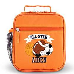 All-Star Personalized Fun Graphic Lunch Box