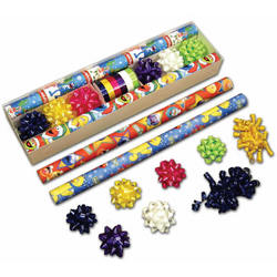 Sesame Street Gift Wrap Ensemble