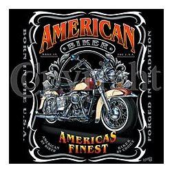 American Biker T-Shirt