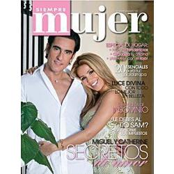 Siempre Mujer Magazine Subscription