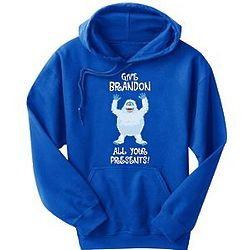 Abominable Character Adult Hoodie