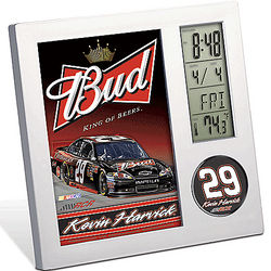 Kevin Harvick #29 Desk Clock