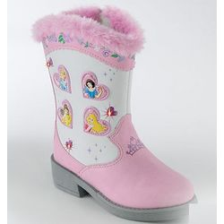 Disney Princess Rodeo Light-Up Western Boots