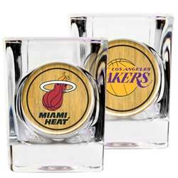 NBA Shot Glass