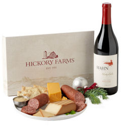 Hahn Winery Pinot Noir with Savory Gift Set