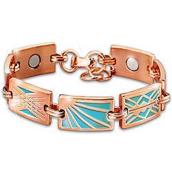 Healing Rays Copper Bracelet
