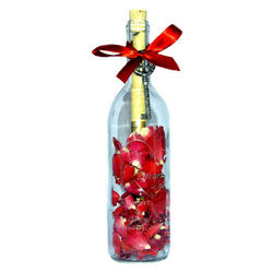 Engraved Heart to Heart Edition Bottle