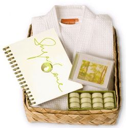 Zen Weekend Solo Retreat Gift Basket
