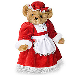 "15"" Mrs. Claus Bear"