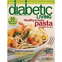 Diabetic Living Magazine Subscription