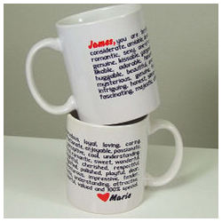 Personalized You've Got It All Coffee Mug
