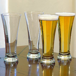 Bavarian Pilsner Glasses