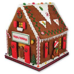 Huge Gingerbread Mansion