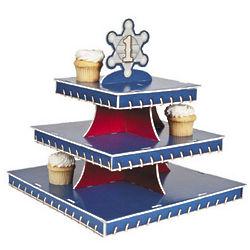 1st Birthday Cowboy Cupcake Holder
