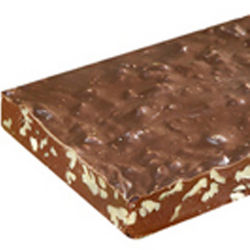 Chocolate Walnut Fresh Fudge