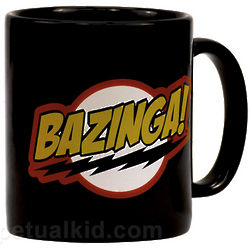 Big Bang Theory BAZINGA! Mug