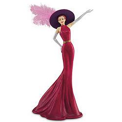 Flamboyant Fashionista Figurine