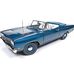 1969 Plymouth GTX Convertible Diecast Car