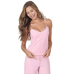Pink Velour Lounge Set