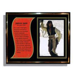 Pirates of the Caribbean Johnny Depp Commemorative