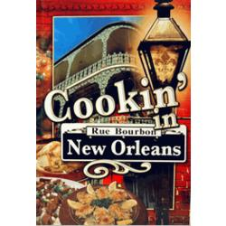 Cookin' in New Orleans Cookbook
