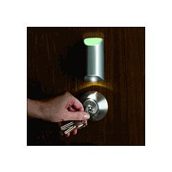 Touch Activated Key Hole Light