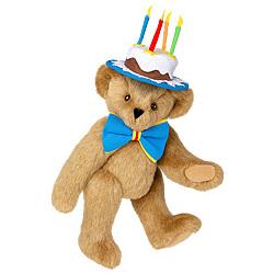 "15"" Birthday Cake Bear"