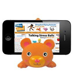 Bear Cell Phone Holder