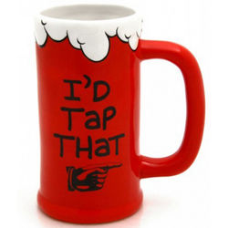 I'D Tap That Beer Stein