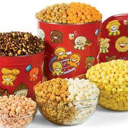 3.5 Gallon Gourmet Popcorn Gift Tin