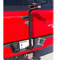 2 Bicycle Ball Mount Bike Rack and Bicycle Carrier