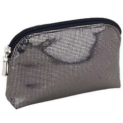 Bedazzle Small Pewter Pouch