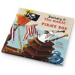 Personalized The Pirate Magic Book