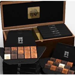 Jade 12 Astounding in Abundance French Chocolates Gift Box