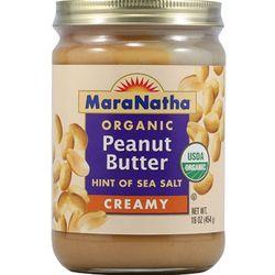Creamy Organic Peanut Butter