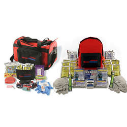 Grab 'n Go Small Dog and Two Person Emergency Kit