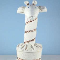 Gentle Giraffe Baby Gift Set