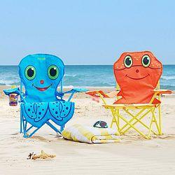 Personalized Sea Critter Beach Chair