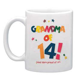Grandma of ... Mug