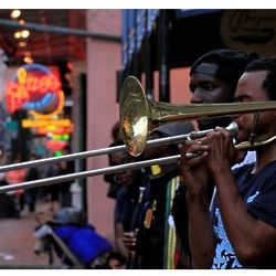 New Orleans Music and Jazz Tour for 1