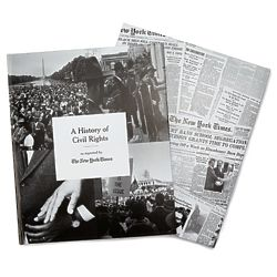 New York Times: A History of Civil Rights Book