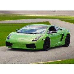 Homestead Speedway Lamborghini Driving