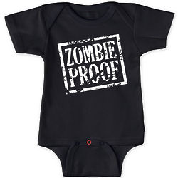 Zombie Proof Bodysuit
