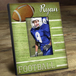Personalized Kid's Sports Frame