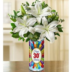 Happy 30th Birthday Bouquet