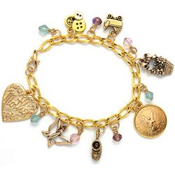 New Mother Charm Bracelet